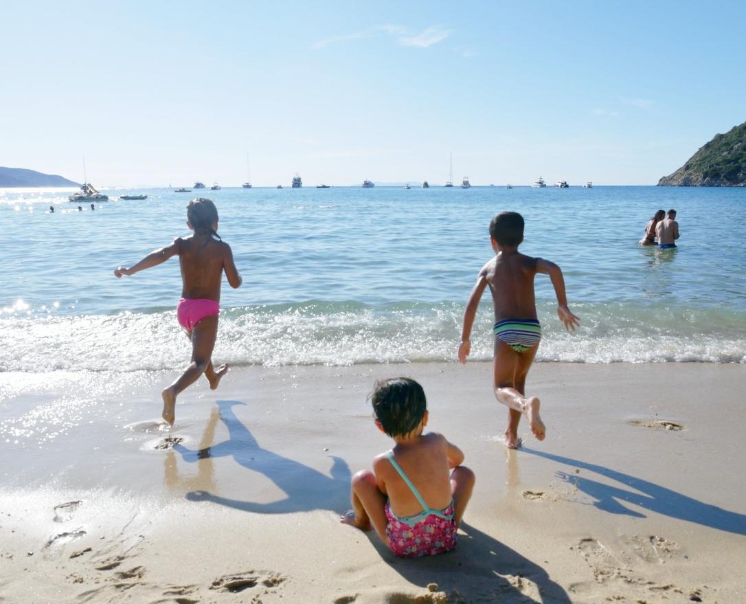 isola d'elba- spiaggia la biodola